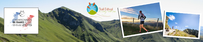 Bandeau Grand Trail du Sancy - Mont-Dore